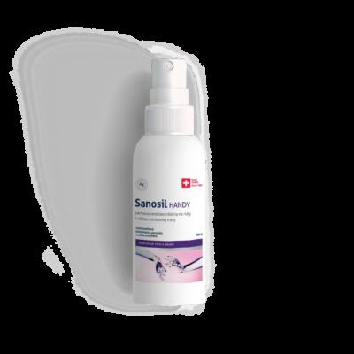 Dezinfekcia Sanosil 100g Handy