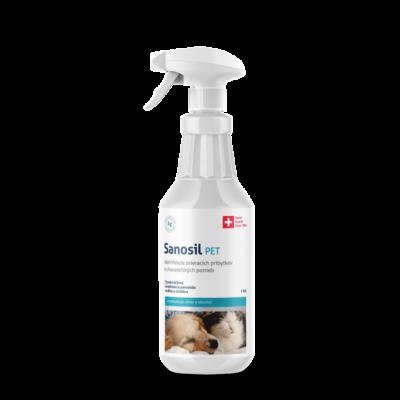 Dezinfekcia Sanosil 500g Pet