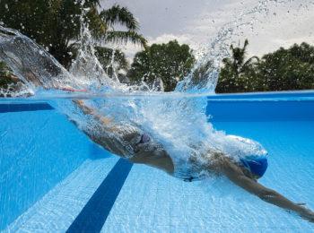 Hygiena vody v bazénoch